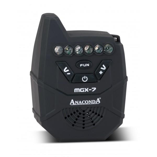 Sada s príposluchom Anaconda Nighthawk MGX-7 PROFI SET 3+1+1+1