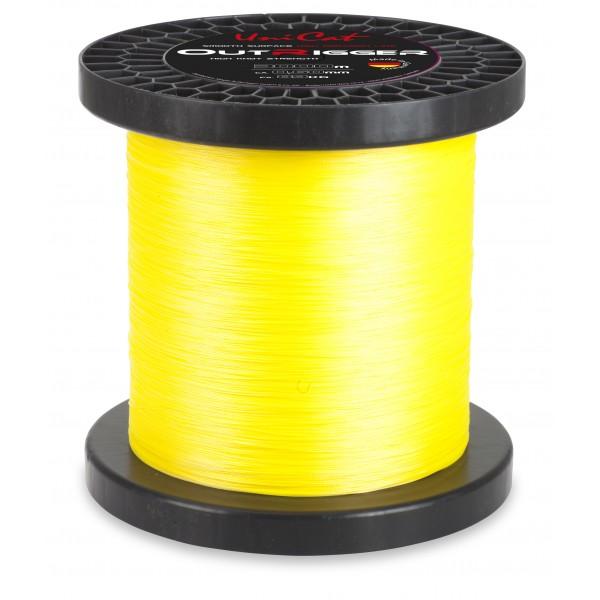 Pletenka Uni Cat Die Outrigger Line 3000 m Žlutá průměr: 0,60 mm