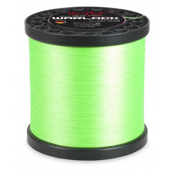 Pletenka Uni Cat Warlock Line 5000 m světle zelená průměr: 0,55 mm