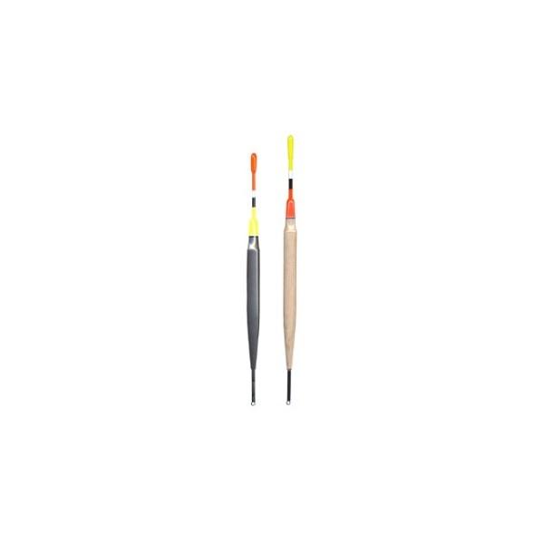 Průběžný splávek na stojatou vodu - Balení 3 ks hmotnost: 1,0g