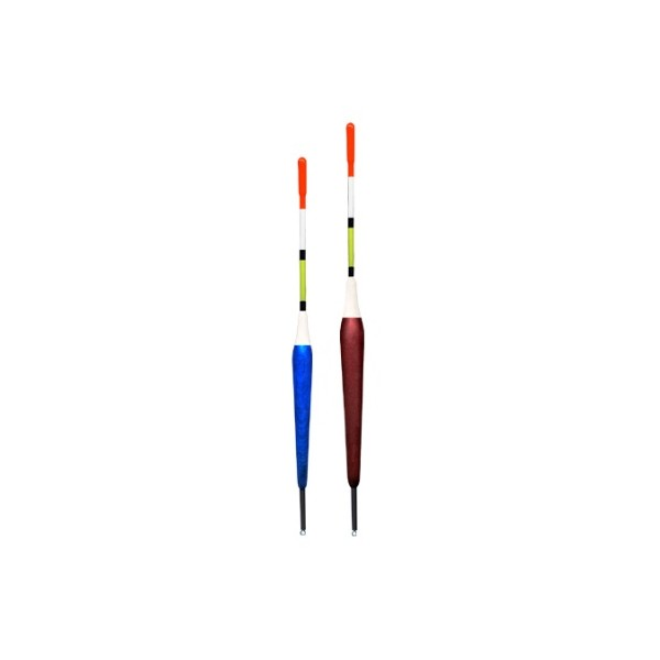 Průběžný splávek na stojatou vodu - Balení 3 ks hmotnost: 1,5g