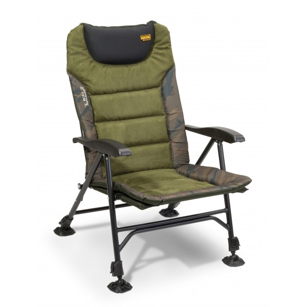 Anaconda křeslo Freelancer Recliner Carp Seat - 1