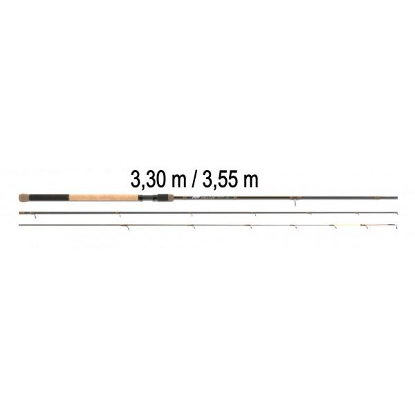 "Feederový prut MS Range ""ultra light"" Feeder Pruty MS 3.30 m"