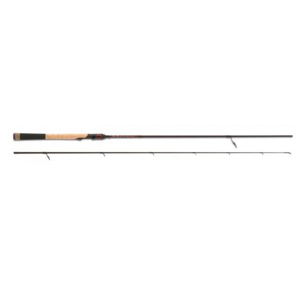 Přívlačový prut Iron Claw High - V Red Series Perch Varianta 1.98m