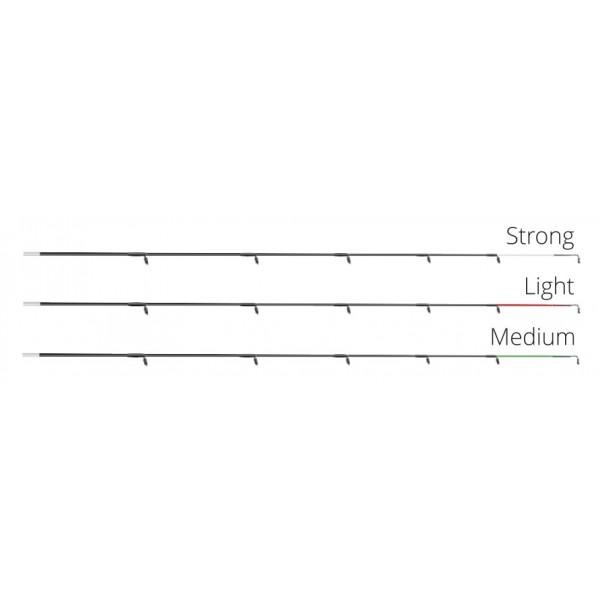 Mistrall náhradní špičky strong 2,8 mm