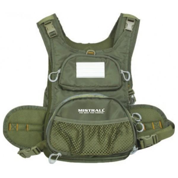 Mistrall rybářská vesta X1