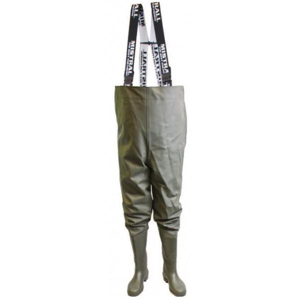 Mistrall brodící kalhoty Velikost 44, khaki