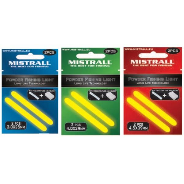 Mistrall chemické světlo s adaptérem Velikost 3 mm