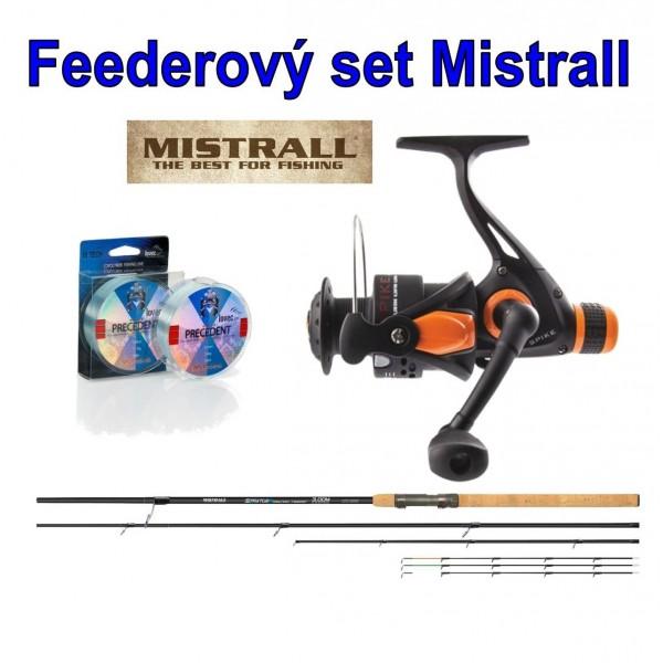 Mistrall - Mistrall feederový set Stratus 3,30m