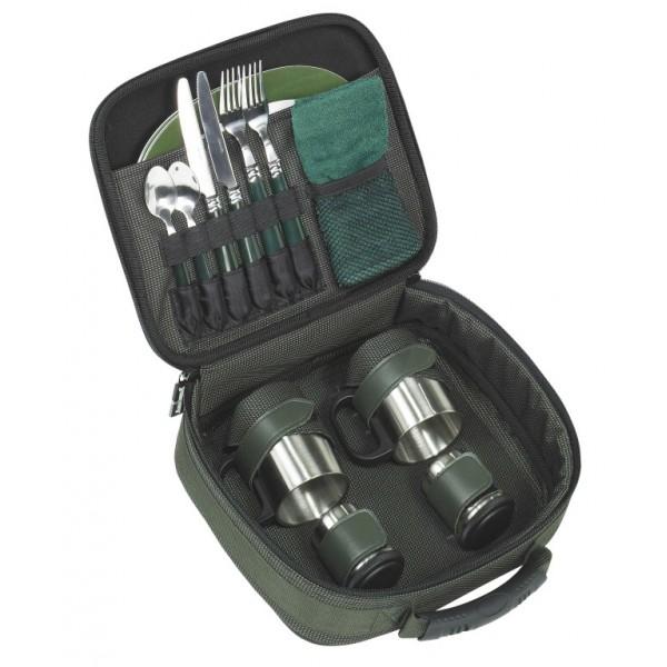 Jídelní sada Anaconda Tableware Bag I