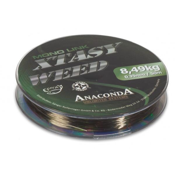ANACONDA Xtasy Weed Mono Link 50m/ 0,35mm